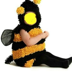 Other - Toddler Bumble Bee Costume